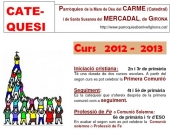 Cartell Catequesis